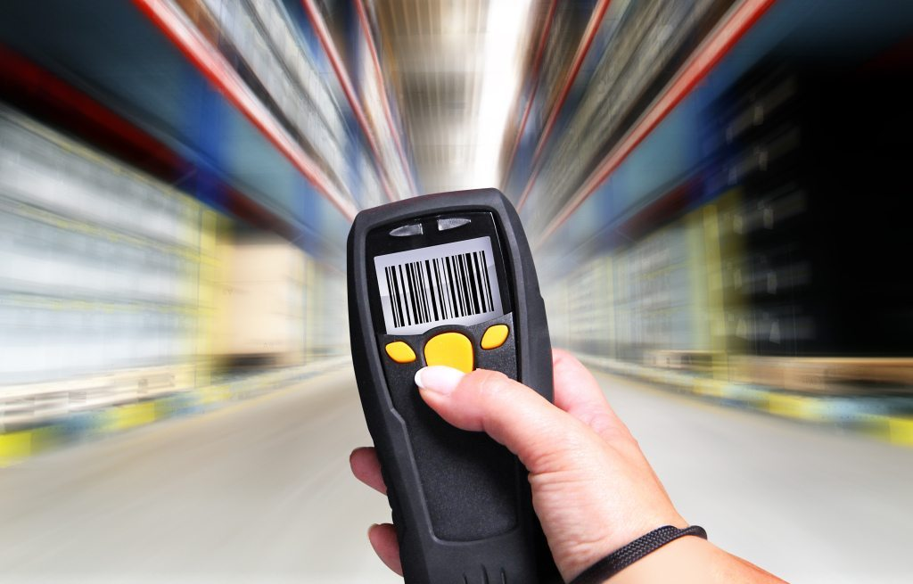 Where is mobile barcode scanner?